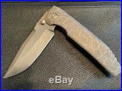 Peter Rassenti Snafu 3/4 Custom Knife