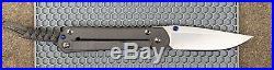 Prometheus Design Werx Exclusive Small Sebenza Chris Reeve Knives PDW