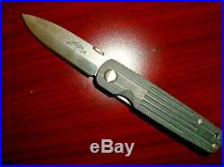 Prometheus Design Werx PDW SPD Edition EKI Emerson A100 Mini Black NEW Knife