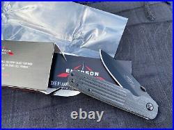Prometheus Design Werx Pdw Spd Emerson Knives A-100 Bt Tad Gear Strider Knife