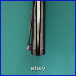 RARE Shirogorov NF1 with M390 Blade & Black Carbon Knife