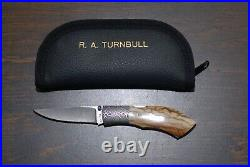Ralph Turnbull Special Custom Folding Knife