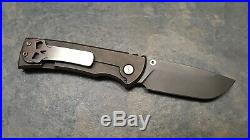 Ramon Chaves Redencion Custom Chaves Knives