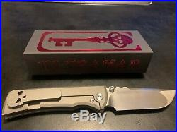 Ramon Chaves Ultramar 229, Drop Point Blade, Hand Satin, Outstanding Condition