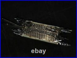 Rare Vintage Pius Lang 100 Blade Pearl Exhibition/Presentation Knife RARE Pearl