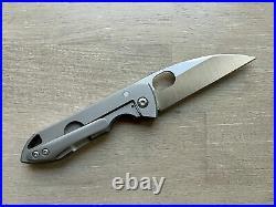 Rassenti Druid Full Custom Integral Knife