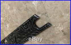 Rexford Rut, TAD gear, Triple Aught Design Black Topo, V3 Utility Knife