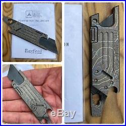 Rexford Rut for TAD gear Triple Aught Design TOPO V3 Utility Knife / Multi Tool
