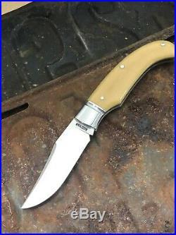 Rhidian Custom Hand Made Slip Joint Folding Knife