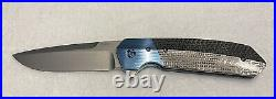 Richard Rogers Custom Knife