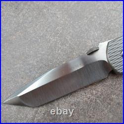 Rick Hinderer GEN 1 Custom FIRETAC Framelock Knife Rare