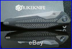 Rike Knife Tulay Flipper Knife