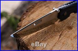Rockstead HIGO JH ZDP Japanese Folding Knife 3.5 ZDP-189 Mirror Polish Blade