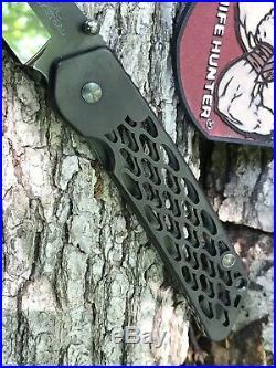 Rockstead Higo-S Serial #371 Never Used in Box 12-25-2010 DLT-571