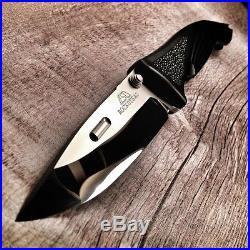 Rockstead SHIN ZDP Japanese Folding Knife 3.5 ZDP189/VG10 Mirror Finish Blade