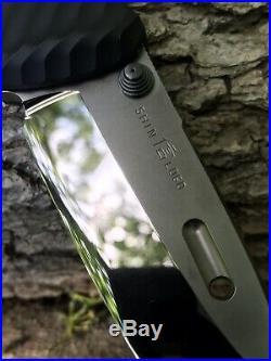 Rockstead Shin-FCH Serial # 060 Never Used in Box 9-20-2011 CLA-189