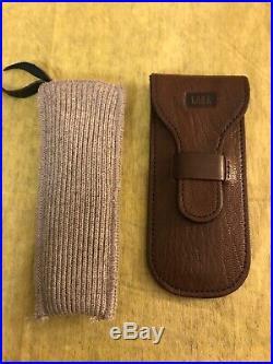 Ron Lake -interframe Tail Lock Stag Custom Folding Knife. Original