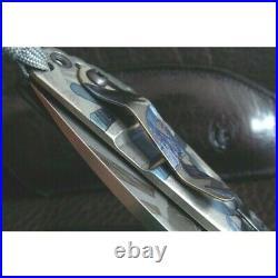 STARLINGEAR 2008 Limited STRIDER Collaboration Knife KAMIKAZE SV925 ATS-34