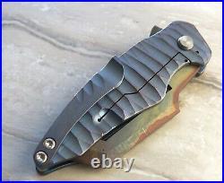 Scorpion 6 Mektig Custom 005 Knife