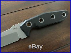 Shane Sibert Minion custom made knife! CPM S30V Blade! Rare