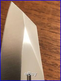 Shane Sibert Pocket Rocket Wharecliffe Custom Knife