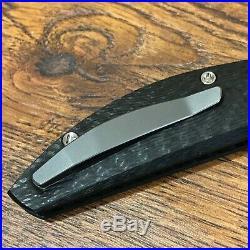 Shirogorov Custom Folding Knife Sigma #010