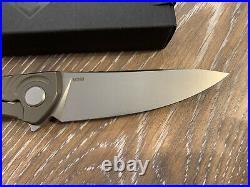 Shirogorov Neon Zero R20 Knife