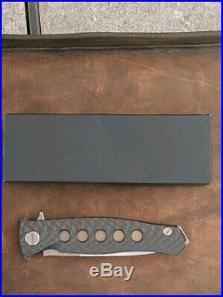 Shirogorov Tom Mayo Custom Dr Death Knife