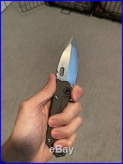 Strider. 75 AR Tanto Strider Knives Mick Strider Custom Knives MSC