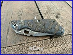 Strider Custom SMF Knife