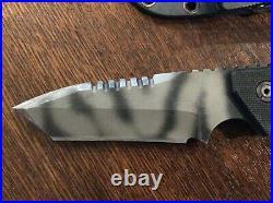 Strider Knife EBLT-SS rare, Mick Strider Knife, Strider Knives