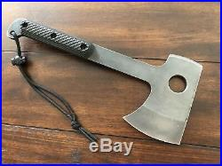 Strider Knives Axe With Kydex Sheath