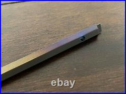 Strider Knives Duane Dwyer 1911 Disassembly Alignment Tool Titanium RARE