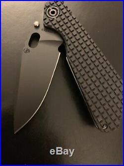 Strider Knives MOnkey Edge Frag, A-tacs Camo SnG CPM 3V
