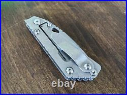Strider Knives PT M. Strider Folding Knife