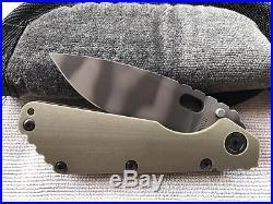Strider Knives SMF CC Hybrid PSF-27 NEW Hinderer / Direware Class Gear