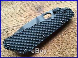 Strider Knives SMF DGG Tigerstriped Oldschool 2006 Mint Condition for SNG Fans