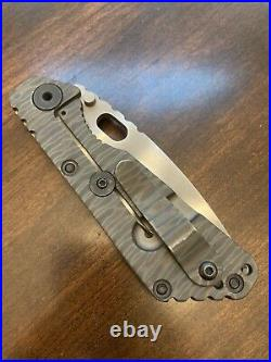 Strider Knives SNG CTS-40CP