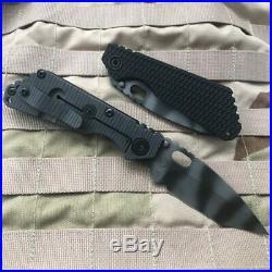 Strider Knives SnG Hybrid GG TANTO Mick Strider Custom Knives MSC SMF