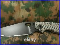 Strider MARSOC SNG M45A1 Tactical Folder