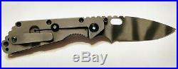 Strider SMF Knife S30V Titanium & G10