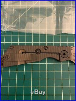 Strider SNG CPM20V Aluminum Handle
