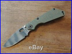 Strider SnG Tactical Knife PSF27