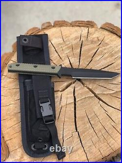 Strider WB Mod10 Black S35VN Strider Knives Mick Strider
