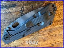 Strider sng tanto knife, used
