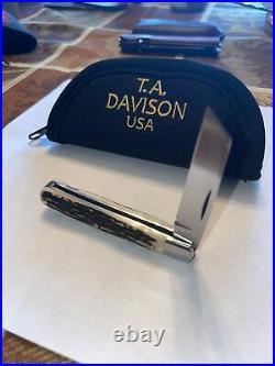 T. A. Davison Custom SlipJoint Knife