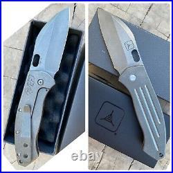 TAD Gear Pocket Knife Jim Burke Knives Brian Fellhoelter Collab FATF PSF 27