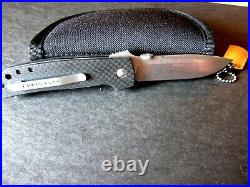 TERZUOLA NEW Mid-Tech ATCF Tactical Flipper Limied Edition # 068 LOWER PRICE