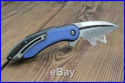 TODD BEGG KNIVES GLIMPSE 7.0 STEELCRAFT 1st 100 CPM-S35VN VERY RARE