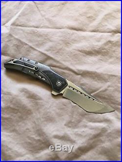 Todd Begg Astio EDC Knife